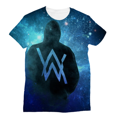 Galaxy Cross W Sublimation T-Shirt