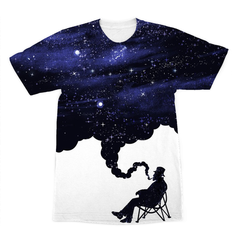 Special Edition Galaxy old man Sublimation T-Shirt 102