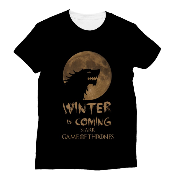 Black Winter T-Shirt