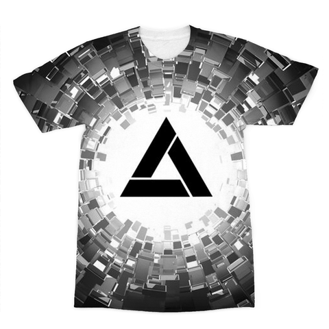 Top Rated Silver tri Sublimation T-Shirt