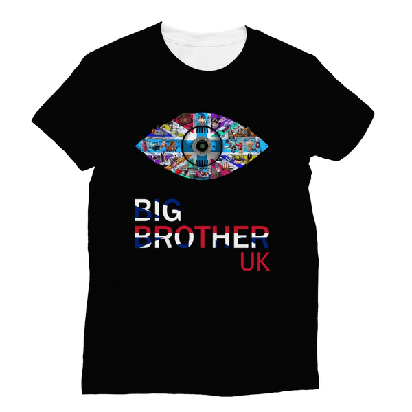Big Brother Black T-shirt