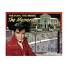 Elvis Presley: The Man, The Music, The Memories Softcover Book