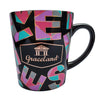 Elvis Graceland Fiona Coffee Mug