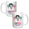 2018 Elvis Week Coffee Mug