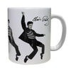 Elvis Presley Jailhouse Rock Coffee Mug