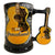 Elvis Graceland Guitar Handle Coffee Mug