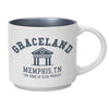 Graceland Home of Elvis Presley Coffee Mug