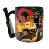 Elvis Presley The King of Rock n Roll Guitar Mug