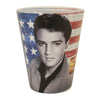 Elvis Presley Americana Shot Glass