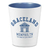 Graceland Home of Elvis Presley Shot Glass