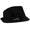 Elvis Presley Signature Feather Pinstripe Fedora