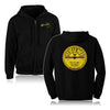 Elvis Presley Sun That's All Right Zip Hoodie