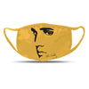 Elvis Presley Profile Signature Face Mask