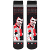 Elvis Presley Aloha From Hawaii Crew Sock