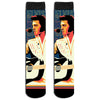 Elvis Presley Aloha From Hawaii Guitar Crew Sock