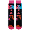 Elvis Color Jailhouse Rock Crew Sock