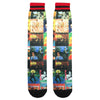 Elvis Albums Sublimation Socks