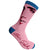 Elvis Pink Profile Sock