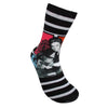 Elvis With Guitar Sublimated Socks