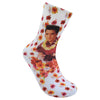 Elvis Blue Hawaii Burst Sublimated Socks