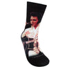 Elvis Aloha From Hawaii Sublimated Socks