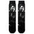 Elvis 68 Special Black Leather Sublimation Socks