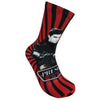 Elvis Presley Motors Sublimated Socks