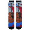 Elvis Presley Heather Guitar Sock