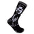 Elvis Presley Black Leather Guitar Sock