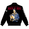 Elvis Presley The King of Rock N Roll Guitar Reversible Jacket