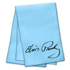 Elvis Presley Signature Scarf Light Blue