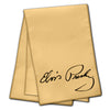 Elvis Presley Signature Scarf Gold