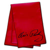 Elvis Presley Signature Scarf Red