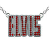 ELVIS Letters Necklace