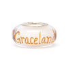 Graceland Shades Glass Bead Charm