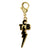 Gold Plated TCB Charm