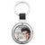 Where Elvis Lives Spinner Key Ring