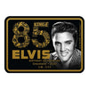2020 Elvis 85th Birthday Metallic Magnet