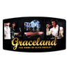 Graceland Box Collage Wood Magnet