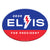 2020 Elvis For President Oval Car Magnet