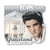 Where Elvis Lives Glitter Magnet
