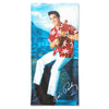 Elvis Presley Blue Hawaii Beach Towel