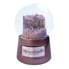 Graceland Copper Emblem Snowglobe