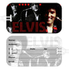 ELVIS Black Suit Collage Luggage Tag