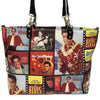 Elvis Album Cover Tote Bag