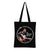 68 Special 50th Anniversary Elvis Black Leather Tote Bag