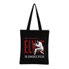 68 Special 50th Anniversary Elvis White Suit Tote Bag