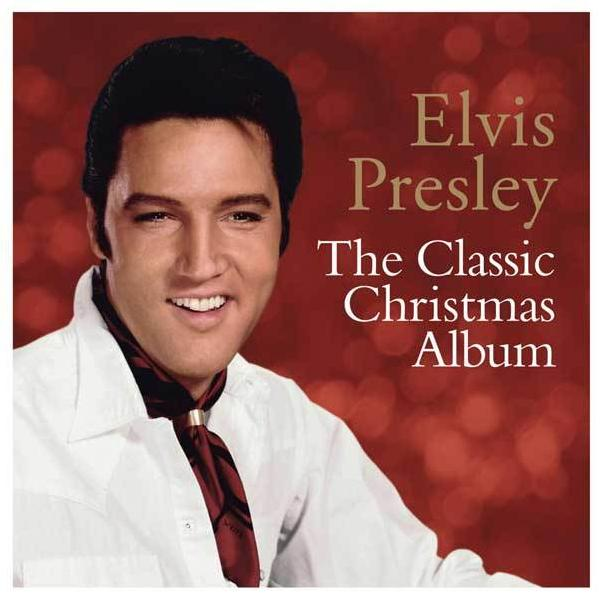 Elvis Presley The Classic Christmas Album Holiday