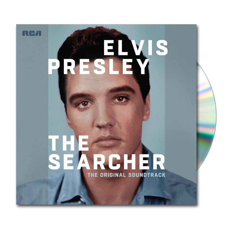Elvis Presley The Searcher The Original Soundtrack Cd