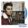 Elvis Presley: Where No One Stands Alone Blue Vinyl LP (GRACELAND EXCLUSIVE)